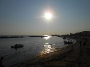 stamane sul mare brillavano paillettes / giugno 2015-foto karmyDM